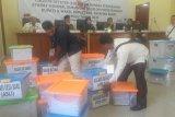 Pasangan perseorangan Agus-Romy serahkan 25.088 dukungan ke KPU Pasaman Barat