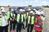 Presiden Jokowi bakal tinjau tol Sibanceh