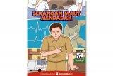 Pendidikan.id rilis komik gratis tentang penyakit jantung