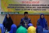 Pemkab Gowa sebut aturan Permendikbud tentang BOS untungkan guru honor