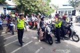 Ditlantas Polda Kalteng gelar razia kendaraan bermotor dukung PNBP