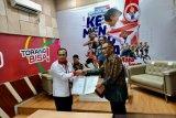 PB ISSI dan PELTI tanda tangani MoU pelatnas Olimpiade