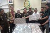 Alay secepatnya kembalikan sisa uang pengganti ke Kejati Lampung