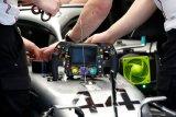 Mercedes tuai kontroversi dengan sistem kemudi baru di tes Barcelona