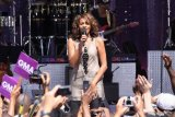 Penyanyi Whitney Houston akan