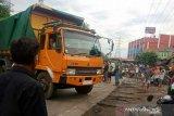Ormas di Kabupaten Ogan Komering Ulu larang truk batu bara melintas