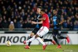 Martial cetak gol penting saat MU diimbangi Brugge
