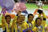 Liga Korea tunda pertandingan akibat corona