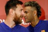 Messi masih berharap Neymar kembali