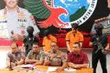 Polisi ringkus pemasok sabu-sabu ke Aulia Farhan
