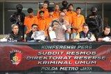 Polda Metro ringkus geng motor beranggotakan anak di  bawah umur
