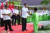 Presiden resmikan rehabilitasi madrasah di Pekanbaru