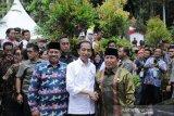 Perdana didatangi Presiden Jokowi, ini kata Bupati Siak