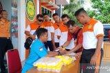 BNN tes urine  pegawai SAR Tanjungpinang
