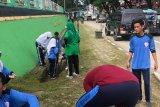 SMA 4 Kendari kampanye peduli sampah nasional