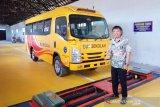 Barito Selatan dapat bantuan bus sekolah
