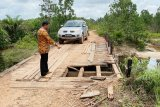 Legislator Kotim prihatin akses ke desa ini terancam putus
