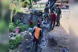 Aksi bersih sampah di Pasar Tamiang Layang diharapkan tingkatkan kesadaran masyarakat