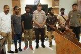 Kapolda Papua menerima perwakilan mahasiswa eksodus di Timika
