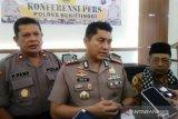 11 penyalahguna narkoba ditangkap selama Operasi Antik Singgalang