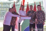 Presiden resmikan pabrik APR di Pelalawan Riau