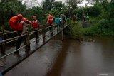 Korban tewas siswa SMPN 1 Turi terseret arus Sungai Sempor bertambah jadi 6 orang, 239 selamat