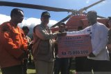 Baru terbang 10 menit dihadang cuaca buruk, Helikopter Wagub Sumbar gagal capai lokasi bencana di Pasaman