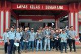 28 napi Lapas Kedungpane Semarang peroleh pembebasan bersyarat