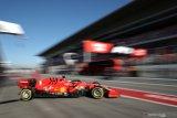 Vettel soal perbedaan SF1000 dari mobil Ferrari musim lalu