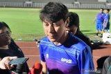 Pelatih Shin Tae-Yong akui pemain timnas  TC di Jakarta bukan pilihannya