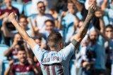 Meski 10 pemain Celta Vigo bisa atasi Leganes