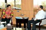 Edy Pratowo temui Menteri Perhubungan RI terkait usulan pengerukan muara DAS Kahayan