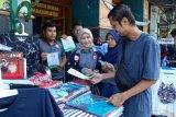 Milenial Yogyakarta ke Malioboro bantu sosialisasikan Perda KTR