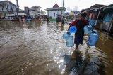 Banjir genangi sejumlah titik di Jakarta