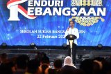 Presiden Jokowi berharap anggaran Provinsi Aceh bermanfaat bagi rakyat