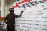 Kejaksaan Tinggi Papua deklarasi komitmen wilayah bersih tanpa korupsi