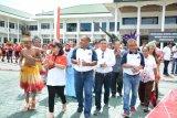 Pangdam XVII/Cenderawasih gelar silaturahmi dengan alumni pendidikan
