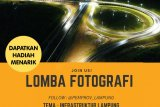 Pemprov Lampung menggelar lomba fotografi, vlog dan konten medsos