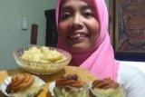 Kreasi kue sus durian UMKM