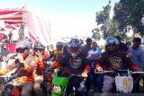 Jelajah alam Mukomuko diikiuti seribuan penggemar motor trail