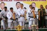 Ratusan Karateka bertarung di Kejuaraan