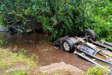 Kronologis dan daftar korban kecelakaan mobil terbalik masuk dalam parit di Pulpis