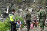 Dua penambang Merapi tewas tertimbun longsor setinggi 10 meter