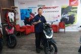 Honda BeAT terbaru berlimpah inovasi teknologi kini hadir di Kota Palu.