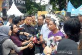 Polda Metro Jaya gandeng Kemenpora RI serukan antinarkoba dan PON Papua 2020