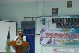 HMI gelar latihan kader dasar di STIE Lampung Timur