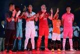Persija Jakarta resmikan skuat dan seragam untuk musim kompertisi 2020