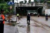 Jalan Underpass Tol Cawang kembali dibuka usai terendam banjir