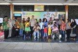 Difable Nabire Papua apresiasi bakti sosial yang digelar Polri
