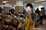 Kasus melonjak, Korea Selatan akan naikan status tertinggi wabah corona